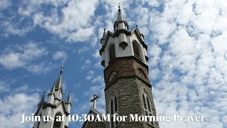 The Sunday after the Ascension Morning Prayer