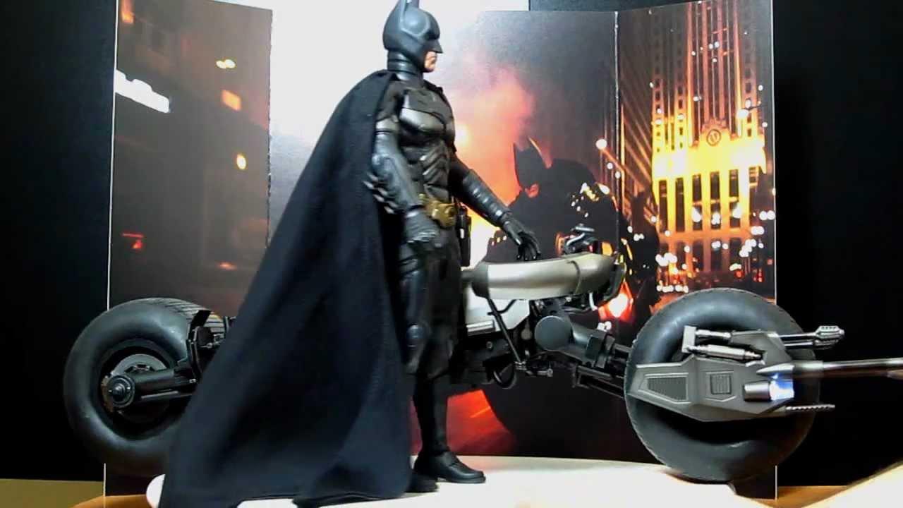 The dark knight batpod toy - photo#13