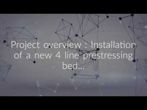 Longline Sleeper Production Plant