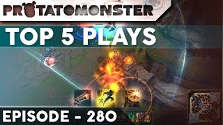 League of Legends Top 5 Plays Week 280