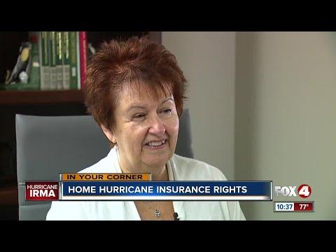 Hurricane Irma and your insurance