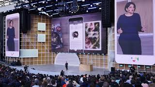 Google IO 2019 Google Search Camera Integration, Lens Update