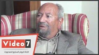 """بالفيديو..سعد الدين إبراهيم:""""سألت الأمريكان لماذا لم تطلبوا منى شيئا"""
