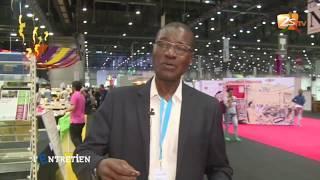 L'ENTRETIEN DU 07 MAI 2018 AVEC AMINATA SOW FALL - SALON AFRICAIN DU LIVRE (GENÉVE 2018)