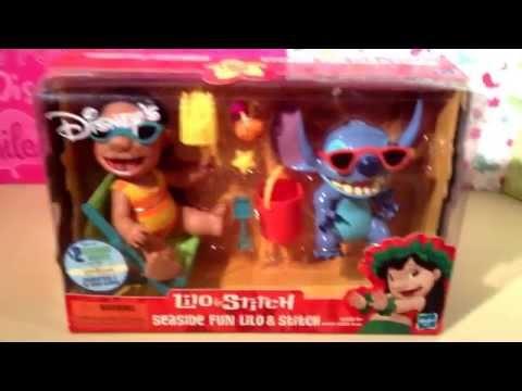Disney's Seaside Fun Lilo and Stitch Review✨