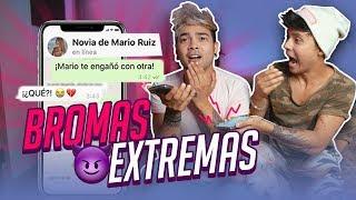 BROMA: Hice Llorar a Mi Novia (Ft. JUAN PABLO JARAMILLO) / Mario Ruiz
