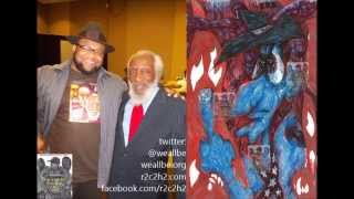 Baba Dick Gregory On Charleston AME Church Massacre, Dylann Roof, McKinney Pool Party Raid