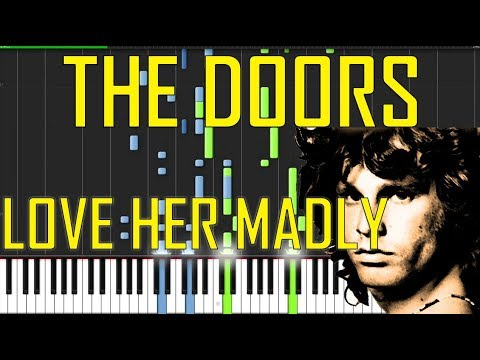 how to play doors piano