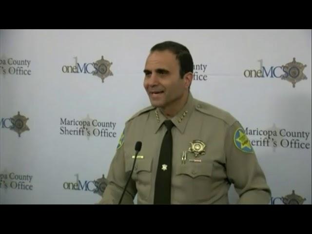 Arizona man shot by deputy facing terrorism charges