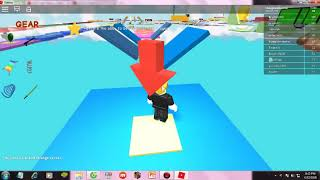 ROBLOX [587] Super Parkour Obby: Jumping obby
