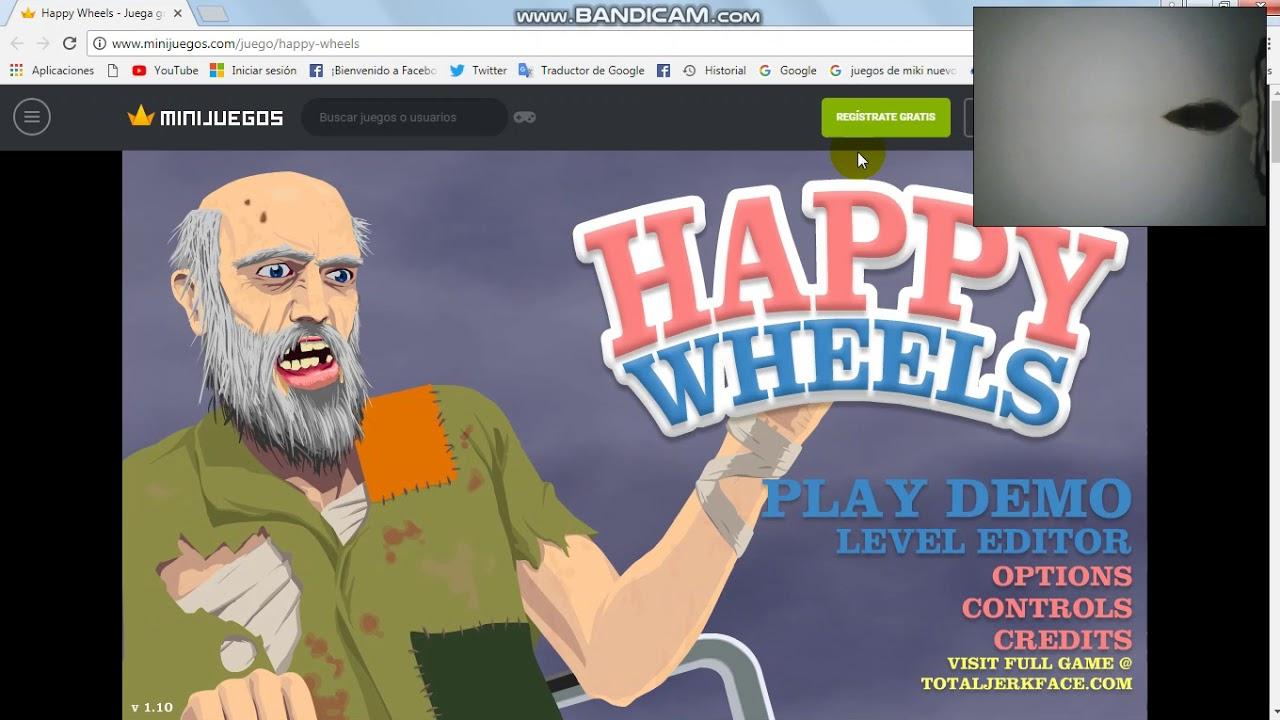 Juani Juega Happy Wheels Y Ablo Con Un Amigo De Rami Youtube