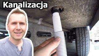 Rurki Kanalizacyjne w Przyczepie Kempingowej - Wymiana i Udrażnianie (Vlog #79)