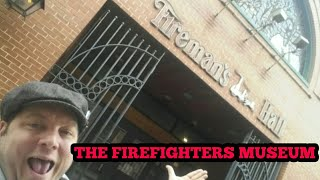 Fireman's Hall and Museum in Philadelphia