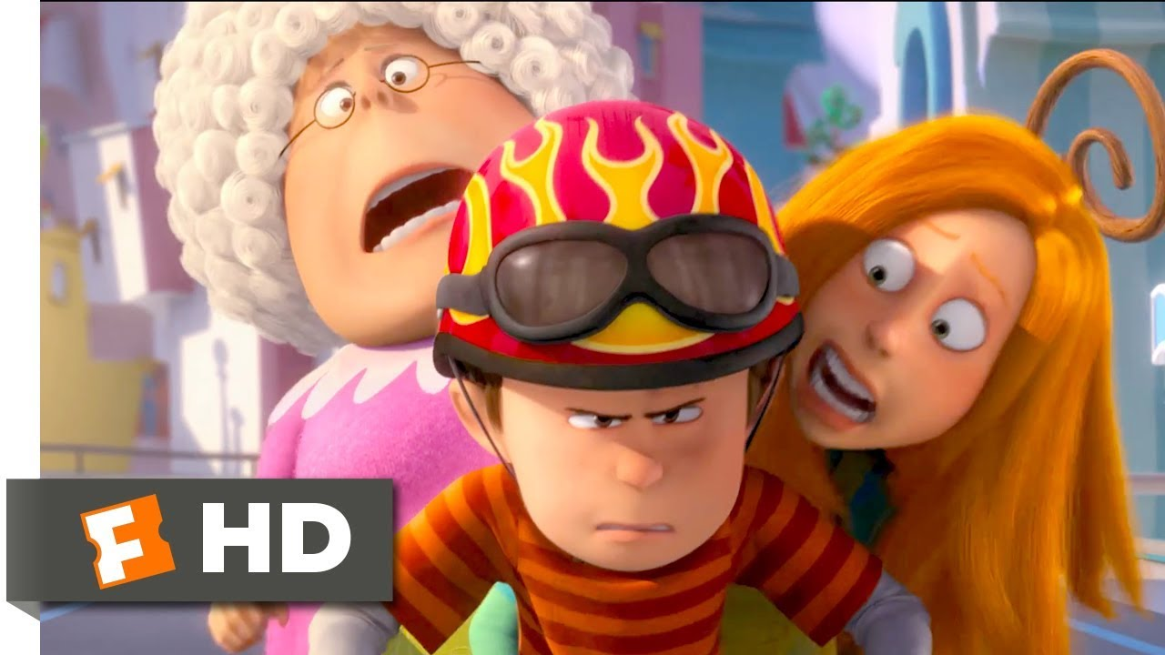 Dr Seuss The Lorax 2012 Need For Seed Scene 9 10 Movieclips Youtube
