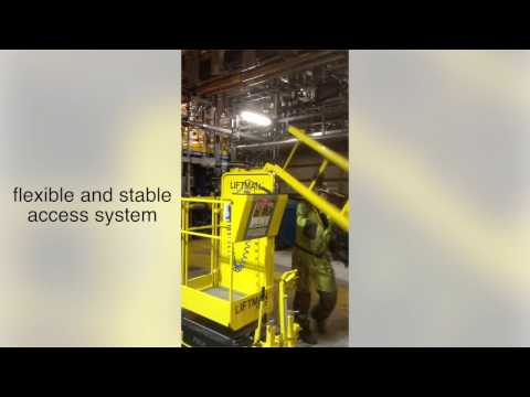 Liftman Fold - Offshore man lift by Reglo