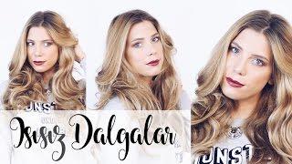 Isı Kullanmadan Dalgalı Saçlar Nasıl Yapılır? #Uzak Doğu Güzellik Ürünleri