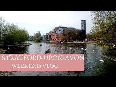 Weekend Vlog | Shakespeare's Birthday, 2018!