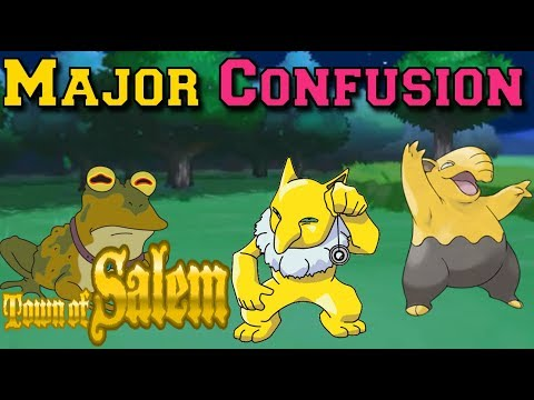 Major Confusion | Town of Salem Coven With Wahooz | Double Hypno