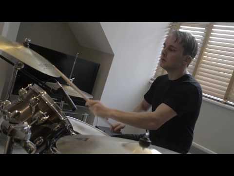 Sundara Karma - Loveblood Drum Cover By Cameron Poole