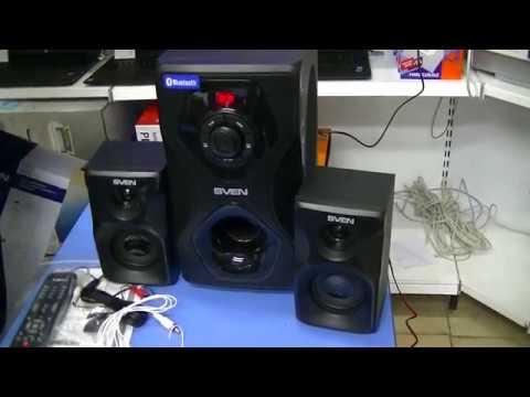 Акустическая система Sven MS-2055 (30W+12.5Wx2)