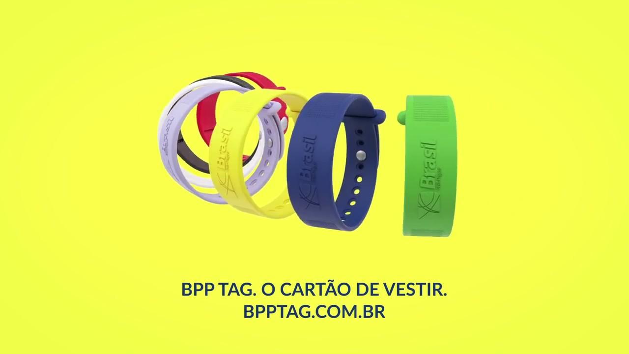 BPP Tag - O Cartão De Vestir