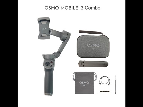Dji osmo mobile 3 amateur review