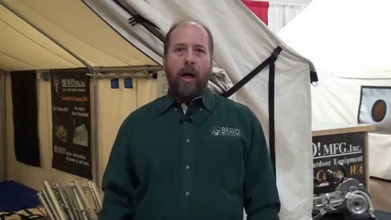 Bravo Super Grade Wall Tents  sc 1 st  YouTube & Bravo Super Grade Wall Tents - YouTube