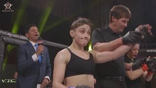 Invicta FC 33: Anastasia Nikolakakos Post-Fight Interview