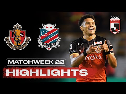 Nagoya Sapporo Goals And Highlights