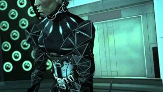 Game Deus Ex Human Revolution Boss Yelena Fedorova Difficulty Max