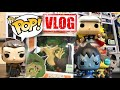 FUNKO POP HUNTING EMERALD CITY COMIC CON 2019 ECCC EXCLUSIVE SHOPPING VLOG BUYING ALL THE POPS #ECCC