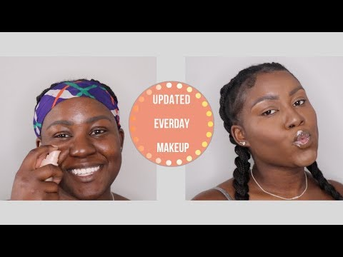 Make Up For Beginners | Updated Everday Makeup l WEI Beauty thumbnail