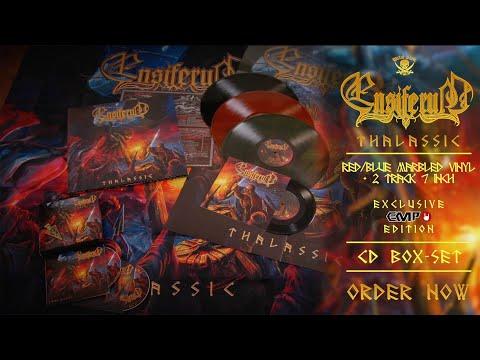 Ensiferum - Thalassic (unboxing all formats)