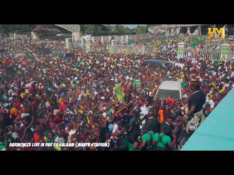 Harmonize In Dar Es Salaam (MKAPA STADIUM) from YouTube · Duration:  4 minutes 23 seconds