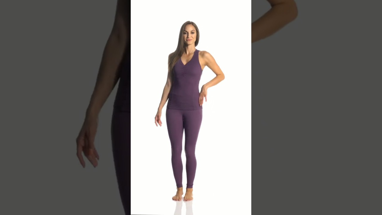 38f7bafd08 Soybu Commando Yoga Leggings | SwimOutlet.com - YouTube