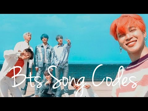 Bts Music Codes 2019 Roblox Youtube