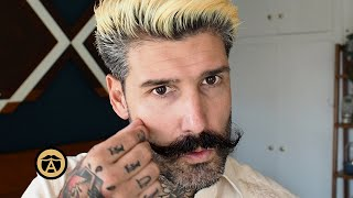 Four Awesome Ways to Style Your Mustache