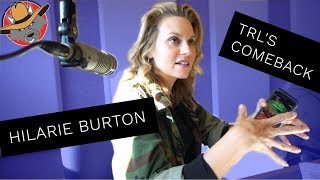 What Does Hilarie Burton Think of TRL's Comeback?