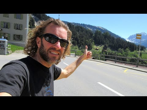 Epic Adventure in the Alps: Hitchhiking Switzerland & Austria