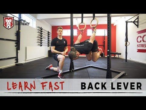 Fastest Back Lever