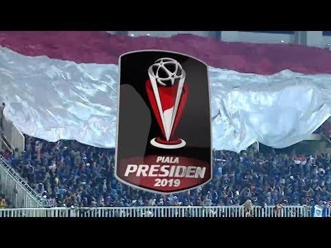 Siapakah yang akan Menjadi Juara di Piala Presiden 2019? - 2 Maret 2019