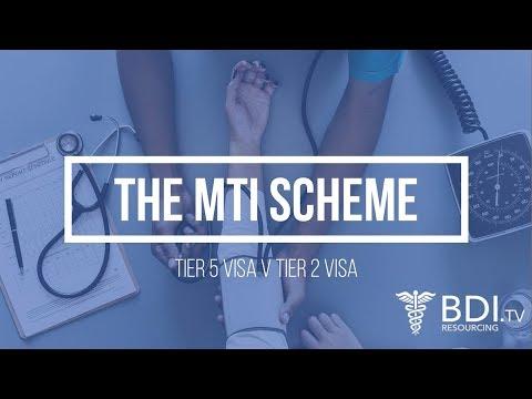 The MTI Scheme: Tier 5 V Tier 2 Visa | BDI Resourcing