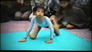 1989年1月16日 東京グランドパレスでのデモンストレーション.