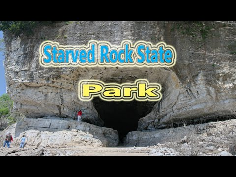 Starved Rock State Park is a state park in the U.S. state of Illinois