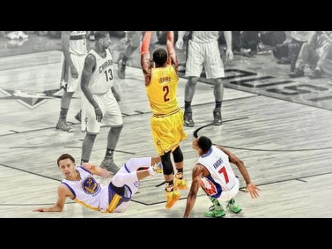 Kyrie Irving - Mr Crossover
