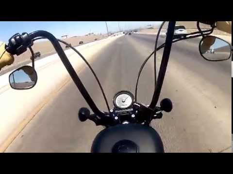 Short Ride 6 12 14 Harley Sportster 48 18 Quot Apes
