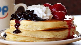 This Is Why IHOP's Pancakes Are So Delicious