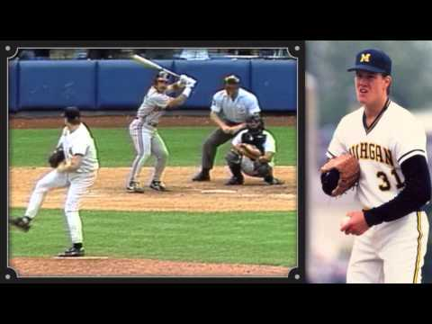 Michigan Baseball Hall of Famer: Jim Abbott