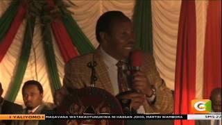 Waititu azindua mti wa Krismasi Kiambu