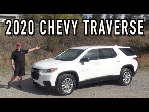 3-Row SUV: 2020 Chevrolet Traverse On Everyman Driver